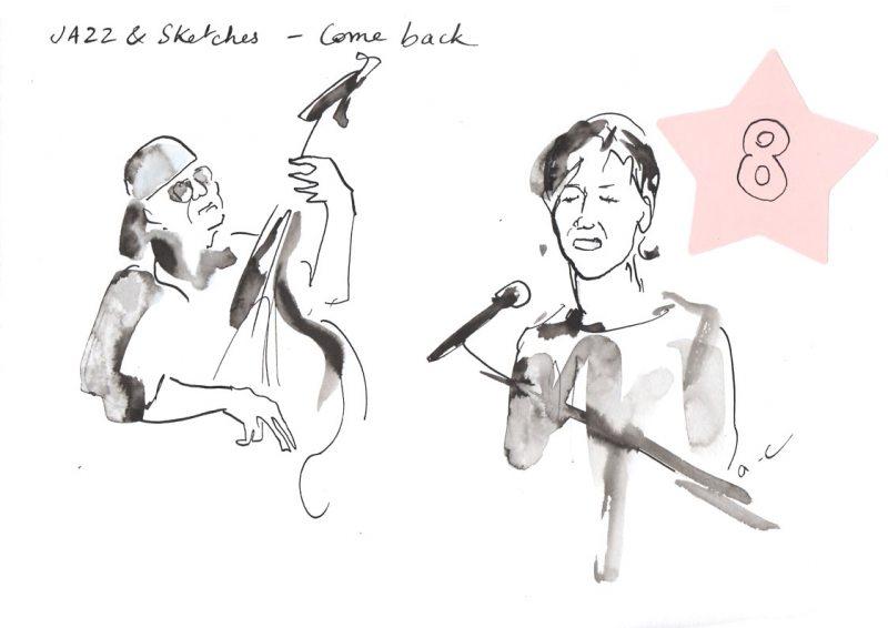 Jazz&Sketches#2 8