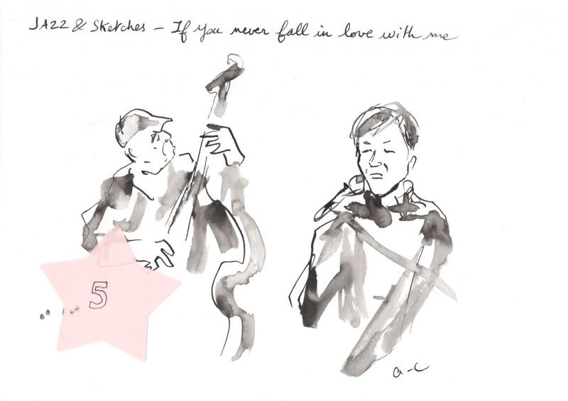 Jazz&Sketches N°5