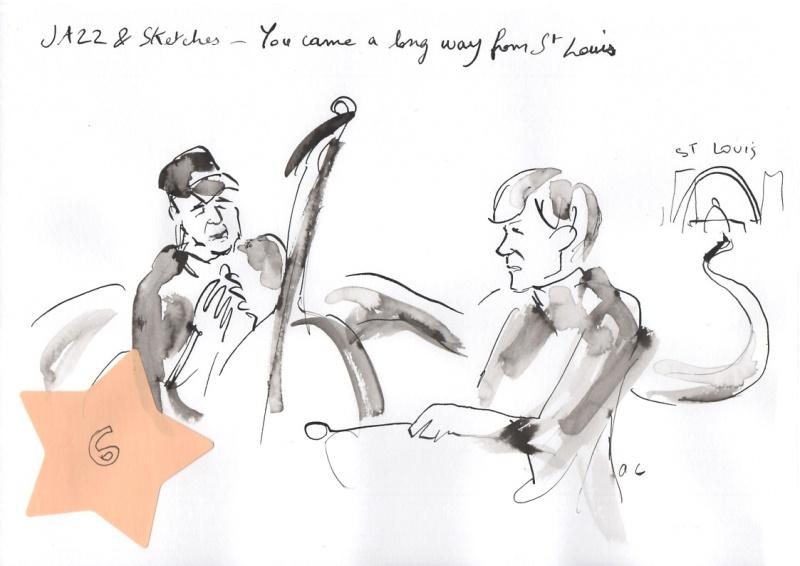 Jazz&Sketches N°6