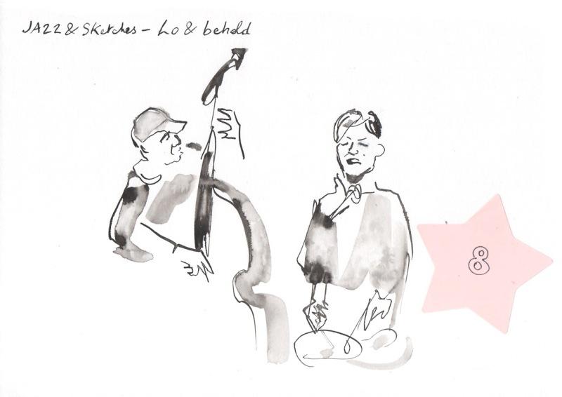 Jazz&Sketches N°8