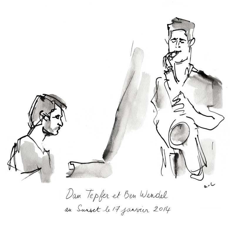 Dan Tepefer & Ben Wendel