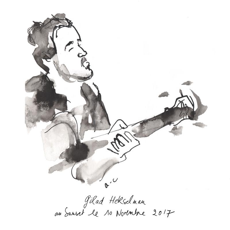 Gilad Hekselman (2)