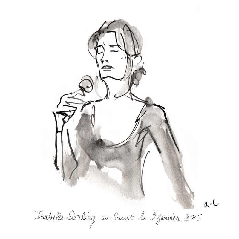 Isabel Sorling