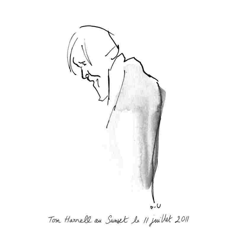 Tom Harrell